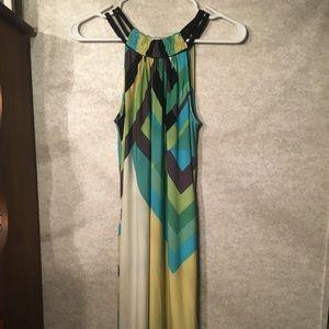 Donna Morgan Summer Midi Dress
